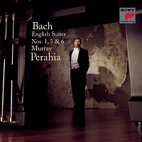 Murray Perahia, Johann Sebastian Bach – Bach:  English Suites Nos. 1, 3 & 6