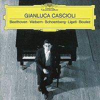 Přední strana obalu CD Beethoven / Webern / Schoenberg / Ligeti / Boulez
