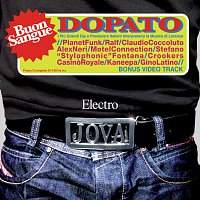 Jovanotti – ElectroJova-Buon Sangue Dopato/Compilation Limited Edition