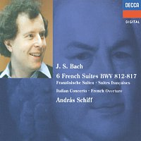 András Schiff – Bach, J.S.: French Suites Nos. 1-6/Italian Concerto etc. [2 CDs]