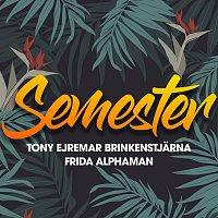 Tony Ejremar, Brinkenstjarna, Frida, Alphaman – Semester