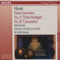 Alfred Brendel, Academy of St. Martin in the Fields, Sir Neville Marriner – Mozart: Piano Concertos No.21 & 26