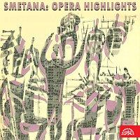 Různí interpreti – Smetana: Scény z oper
