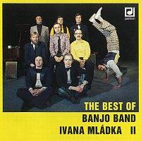 Přední strana obalu CD The Best of Banjo Band Ivana Mládka II.