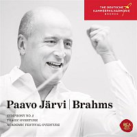 Paavo Jarvi, Deutsche Kammerphilharmonie Bremen, Johannes Brahms – Brahms: Symphony No. 2, Tragic Overture & Academic Festival Overture – CD