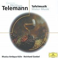 Musica Antiqua Koln, Reinhard Goebel – Telemann: Watermusic; Tafelmusik