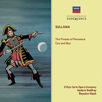 The D'Oyly Carte Opera Company, Royston Nash, Isidore Godfrey – Gilbert & Sullivan: The Pirates Of Penzance; Cox And Box