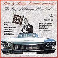 Bea and Baby Records (Various Artists) – Bea & Baby Records - The Best of Chicago Blues Vol. 3