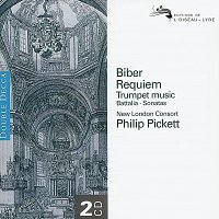 New London Consort, Philip Pickett – Biber: Requiem, etc./Schmelzer:Trumpet Music