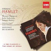 Přední strana obalu CD Thomas: Hamlet