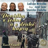 Ladislav Mrkvička, Josef Somr, Stanislav Zindulka – Čapek: Povídky z jedné a z druhé kapsy MP3