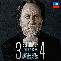 Gewandhausorchester Leipzig, Riccardo Chailly – Beethoven: Symphonies Nos.3 & 4