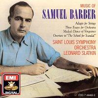 Leonard Slatkin, Saint Louis Symphony Orchestra – Adagio for Strings / 3 Essays for Orchestra