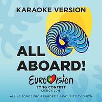 Různí interpreti – Eurovision Song Contest Lisbon 2018 [Karaoke Version]