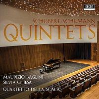 Maurizio Baglini, Silvia Chiesa, Quartetto della Scala – Schubert - Schumann: Quintets