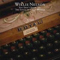 Přední strana obalu CD You Don't Know Me: The Songs Of Cindy Walker