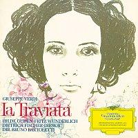 Přední strana obalu CD Verdi: La traviata - Highlights [Sung in German]