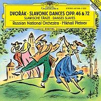 Russian National Orchestra, Mikhail Pletnev – Dvorak: Slavonic Dances Op.46 & Op.72