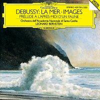Orchestra dell'Accademia Nazionale di Santa Cecilia, Leonard Bernstein – Debussy: La Mer; Images; Prélude a l'apres-midi d'un faune