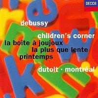 Charles Dutoit, Orchestre Symphonique de Montréal – Debussy: Children's Corner; La boite a joujoux; Printemps; La plus que lente