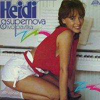 Přední strana obalu CD Heidi