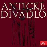 Přední strana obalu CD Antické divadlo: Aristofanés Žáby, Jezdci, Lýsistraté