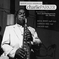 Charlie Parker – The Complete Live Performances On Savoy