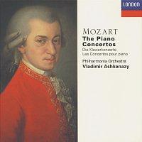 Vladimír Ashkenazy, Philharmonia Orchestra – Mozart: The Piano Concertos