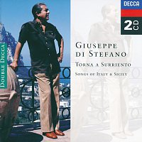 Giuseppe di Stefano – Torna a Surriento - Songs of Italy and Sicily