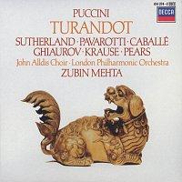 Zubin Mehta, Dame Joan Sutherland, Luciano Pavarotti, Montserrat Caballé – Puccini: Turandot – CD