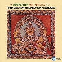 Yehudi Menuhin, Ravi Shankar & Jean-Pierre Rampal – Improvisations: West Meets East, Vol. 3
