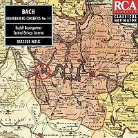 Rudolf Baumgartner – Bach: Brandenburg Concertos Vol. 1 - Classical Navigator