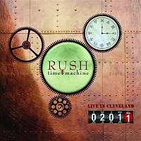 Rush – Time Machine 2011: Live In Cleveland – CD