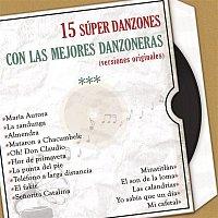 Various – 15 Super Danzones Con las Mejores Danzoneras (Versiones Originales)