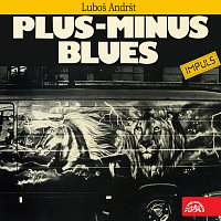 Přední strana obalu CD Plus-Minus Blues