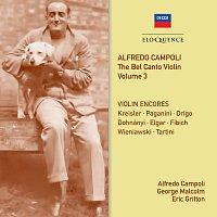 Alfredo Campoli, George Malcolm, Eric Gritton – Alfredo Campoli: The Bel Canto Violin - Vol. 3
