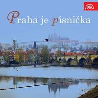 Různí interpreti – Praha je písnička