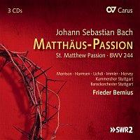 Hannah Morrison, Sophie Harmsen, Tilman Lichdi, Christian Immler, Peter Harvey – Johann Sebastian Bach: Matthaus-Passion