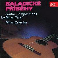 Milan Zelenka, Kubínovo kvarteto – Tesař: Baladické příběhy MP3