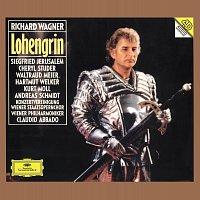 Konzertvereinigung Wiener Staatsopernchor, Wiener Philharmoniker, Claudio Abbado – Wagner: Lohengrin [3 CDs]