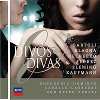 Přední strana obalu CD Divos & Divas [2 CDs]