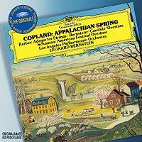 Los Angeles Philharmonic, Leonard Bernstein – Copland: Appalachian Spring / W. H. Schuman: American Festival Overture / Barber: Adagio For Strings, Op.11 / Bernstein: Overture Candide [Live]