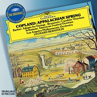 Los Angeles Philharmonic, Leonard Bernstein – Copland: Appalachian Spring / W. H. Schuman: American Festival Overture / Barber: Adagio For Strings, Op.11 / Bernstein: Overture Candide [Live]