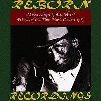 Mississippi John Hurt – Friends of Old Time Music Concert 1963 (HD Remastered)
