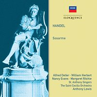 Anthony Lewis, St. Cecilia Orchestra, The St. Anthony Singers, Alfred Deller – Handel: Sosarme