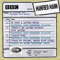Manfred Mann – BBC Sessions (Saturday Club Recorded Winter 1965)