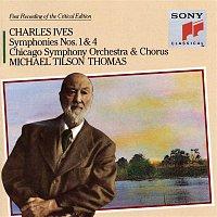 Chicago Symphony Chorus – Ives: Symphonies Nos. 1 & 4