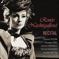 Renée Nachtigalová – Recital