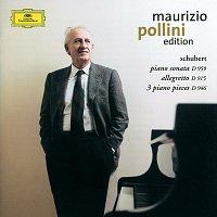 Schubert: Sonata in A major D959; Allegretto in C minor D915; 3 Klavierstucke