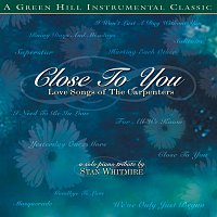 Stan Whitmire – Close To You